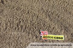 Arena Lavado 0/2 (Limilla)